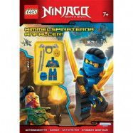 Kärnan, LEGO Ninjago, Himmelspiraterna anfaller, Pysselbok med byggsats