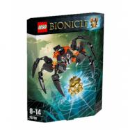LEGO Bionicle 70790, Dödskallespindlarnas härskare
