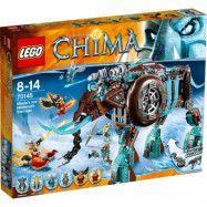 LEGO Chima 70145, Maulas ismammut