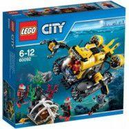 LEGO City - Djuphavsubåt 60092