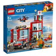 LEGO City Fire 60215 Brandstation