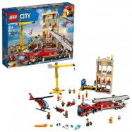 LEGO City Fire 60216 Brandkåren i centrum