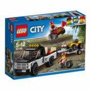 LEGO City - Fyrhjulingsracerteam 60148