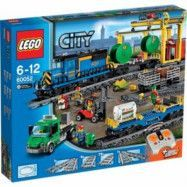 LEGO City - Godståg 60052