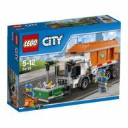 LEGO City Great Vehicles 60118, Sopbil