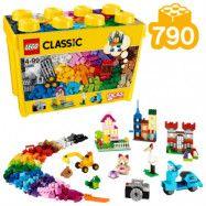 LEGO Classic 10698 Fantasiklosslåda stor