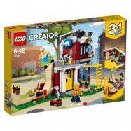 LEGO Creator - Modular: Skateboardhus 31081