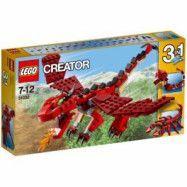 LEGO Creator - Röda varelser 31032