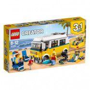 LEGO Creator - Solskenssurfarbuss 31079