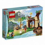 LEGO Disney Princess 41149, Vaianas äventyr på ön