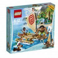 LEGO Disney Princess - Vaianas resa på havet 41150
