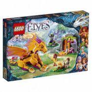 LEGO Elves 41175, Elddrakens lavagrotta