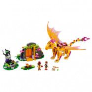 LEGO Elves - Elddrakens lavagrotta 41175