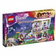 LEGO Friends 41135, Livis popstjärnehus