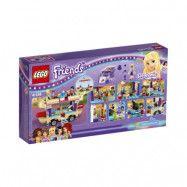 LEGO Friends - Nöjespark Korvkiosk 41129