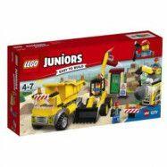LEGO Juniors - Rivningsplats 10734
