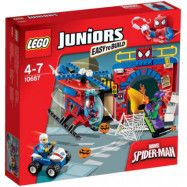 LEGO Juniors - Spindelmannens gömställe 10687