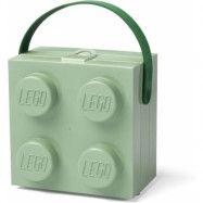 LEGO Matlåda (Ljusgrön)