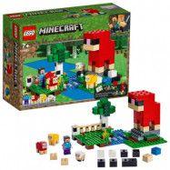 LEGO Minecraft 21153 Ullfarmen