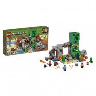 LEGO Minecraft 21155 Creeper gruvan