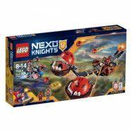 LEGO Nexo Knights 70314, Beast Masters kaosvagn