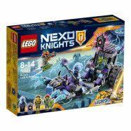 LEGO Nexo Knights 70349, Ruinas vält