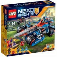 LEGO NEXO KNIGHTS - Clays dunderklinga 70315