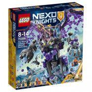 LEGO NEXO KNIGHTS - Den ultimata förstörelsens stenkoloss 70356