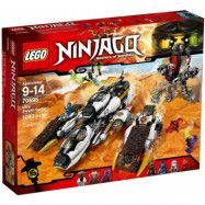 LEGO Ninjago 70595, Ultra Stealth Raider