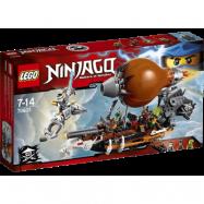 LEGO Ninjago 70603, Anfallsskepp