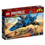 LEGO Ninjago 70668 Jays jaktplan