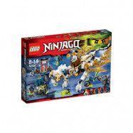 LEGO Ninjago 70734, Mäster Wus drake