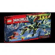LEGO Ninjago 70736, Morodrakens attack