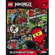 LEGO Ninjago - Hitta Samuraj-Droiden Pysselbok