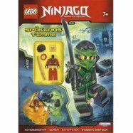 LEGO Ninjago - Spökenas Timme Pysselbok