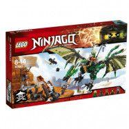 LEGO Ninjago - The Green NRG Dragon 70593