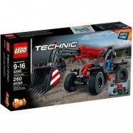 LEGO Technic 42061, Teleskoplastare
