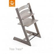Stokke Tripp Trapp matstol, oak greywash, Oak greywash