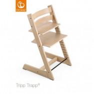 Stokke Tripp Trapp matstol, oak natural, Oak natural