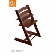 Stokke Tripp Trapp matstol, valnöt, Valnöt