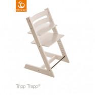 Stokke Tripp Trapp matstol, whitewash, Whitewash