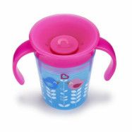 Munchkin Miracle Deco 360 Training Cup (Blå och Rosa)