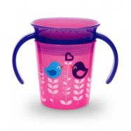 Munchkin Miracle Deco 360 Training Cup (Rosa)