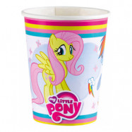 Pappersmuggar My Little Pony Rainbow - 8-pack