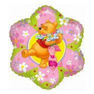 Folieballong Nalle Puh