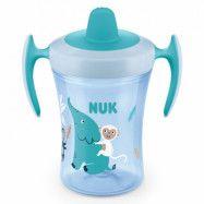 NUK Pipmugg Evolution Trainer Cup Blå