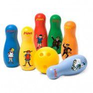 Pippi Långstrump - Bowling