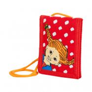 Libro Fashion Pippi Långstrump, Plånbok röd