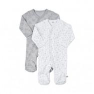 Pippi Pyjamas 2-pack (Harbor Mist)