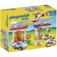 Playmobil, 1.2.3 - Polis och ambulans